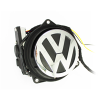 Volkswagen rotating rearview camera VW flip camera