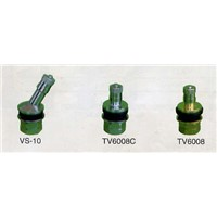 Clamp-in Tubeless Valves for Tractor Front Wheel,  TV6008 Series