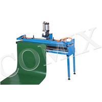 ComiX 1000mm v finger belt making machine