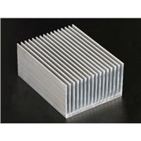 aluminum extrusion heat sink, aluminum cold forging heat sink