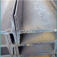 Q345 galvanized i beam steel for construction
