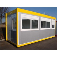 Flat Pack Dismountable Prefabricated Residential Container Houses