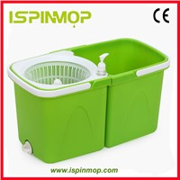 ISPINMOP foldable spin mop