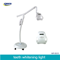 MR-B203 LED teeth whitening lamp/teeth whitening light/teeth whitening machine