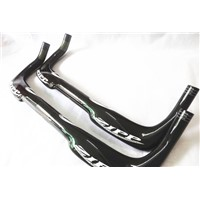 ZIPP road carbon bike handlebar TT style triathlon Time trial sports carbon bicycle Handlebar