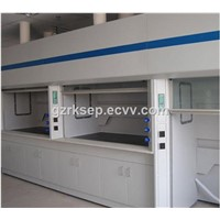 CE Certificated Hight Quality Customized Chemical University 1.5m Full Steel Fume Hood
