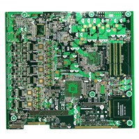 4 layers impedance contral board
