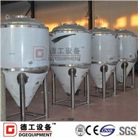 China made 15BBL SS304 Conical Beer Fermentation Tank