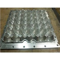 custom oem injection plastic egg tray mould