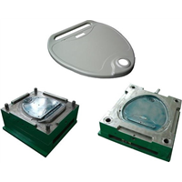 custom oem injection plastic toilet seat cover mould