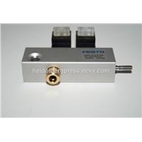 Heidelberg cylinder/valve unit,F7.335.001,heidelberg offset printing machine parts