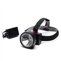 Adjustable Beam Angle LED Bendable Head Lamp Rechargeable Battery Operated