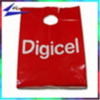 Economic printed shopping plastic bag