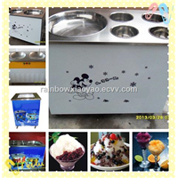 Good Quality Fried Ice Making Machine