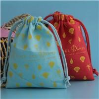 Yuanjie wholesale beautiful appearance full printing cotton bag