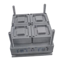 Plastic Food Container Thin Wall Mould Manufacturer
