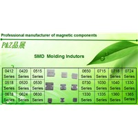 SMD High Current Inductors PSM0412-1770 Series