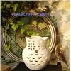 Ceramic Owl Candle Holders, Tea light holders, Votive Candle holders