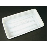 plastic tray for bread