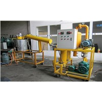 Waste Motor Oil Distillation Converting System to Base Oil Decoloring Machine BOD