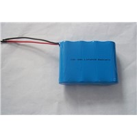 12V 2Ah LiFePO4 battery