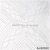 Aluminium Foil Back PVC Gypsum Ceiling Gypsum Board