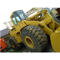 Used Loaders CATERPILLAR 966F