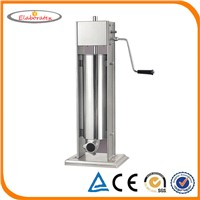 7L Manual Vertical Economy Sausage Stuffer/Sausage maker Filler/Salami Machine