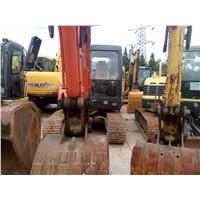 second hand doosan DH60-7 6t crawler excavator