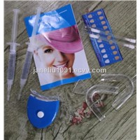 manufacturer supply teeth whitening gel with CP or HP or non-peroxide teeth whitening kits