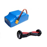 18650 36V Rechargeable Li-ion Unicycle Scooter Battery