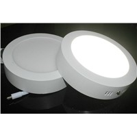 Round Surface Mounted LED Panel Light/LED Downlights 12W