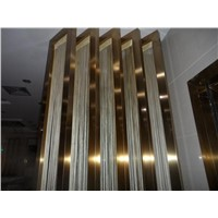 Stainless Steel Walls Decorative Border Designs/Stainless Steel Corner Guard