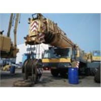 Used Crawler Crane Liebherr LTM1300 / Crawler Crane