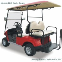 4 Seater Electric Golf Cart With Back Seats JN2028KSZ