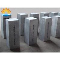 Fused Cast Skid Rail Block