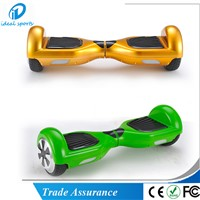 Good design two wheels self balancing electric scooter 6.5inch wheel