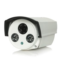 960P 1.3Mega Pixel Coaxial AHD IR Weatherproof CCTV Camera, Ahd Security Cameras Two Powerful LED Array
