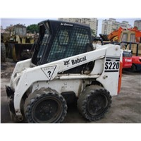 Used Bobcat Skid Steer Loader