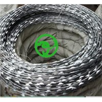razor barbed wire for prisonstainless steel razor barbed wire ,razor barbed wire factory