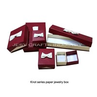 cardboard jewelry gift box set