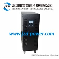 20KW 30KW 192Vdc to 220Vac Pure sine wave Inverter