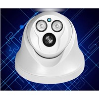 1200tvl hd IR Color Dome Camera,2pcs powerful IR array LEDs