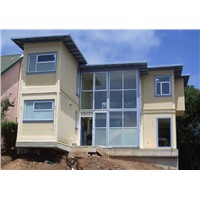 Beautiful shipping container house for sale