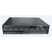 Coutstand 8X8 HDMI HDBaseT matrix with TCP/IP RS232