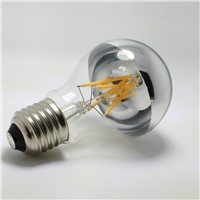 2015New Shadowless LED Bulb E27 E26 base Dimmable Clear LED Filament Bulb AC110V AC220V