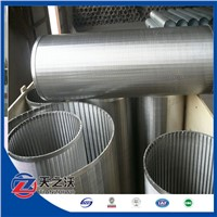 Pipe Based Johnson Type Wedge Wire Screen