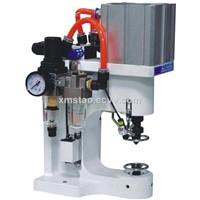 Pneumatic Button Attaching machine