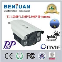 2015 hot sell TI HD Day & Night Onvif 2.0MP 1080P P2P CCTV Bullet IP Camera