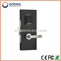 stainless steel electronic hotel lock